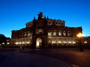 Dresden, Semperopera