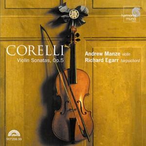 Corelli: Violin Sonatas op. 5